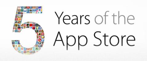 app-store-5-years